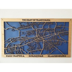 Harta Cluj-Napoca
